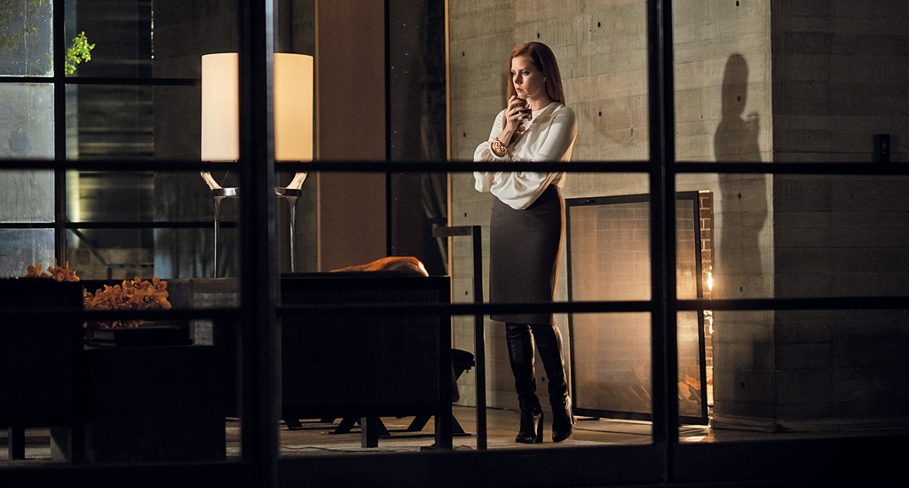NOCTURNAL ANIMALS F